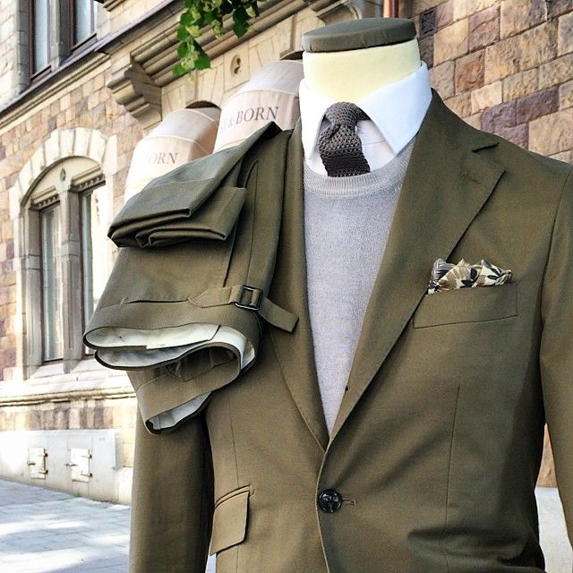 78 images about olive green suit on pinterest suits - Olive green and grey ...
