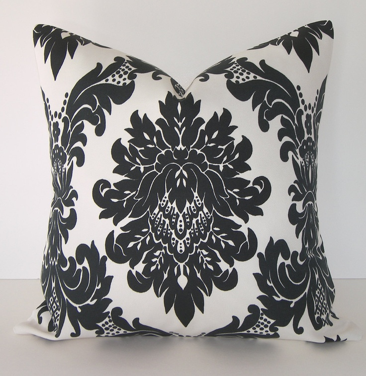 Black Leather Sofa Throw Pillows: These On Black Leather Couches