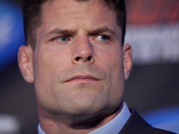 Military training has Brian Stann ready for UFC 152