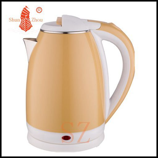 Hotel Electric Kettle Tray Set 1.8L Powerful Easy Clean Water Boiler 220V Auto Shuff-Off