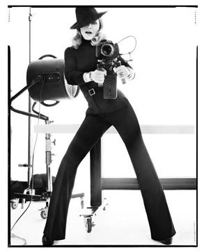 Canon DSLR for Madonna