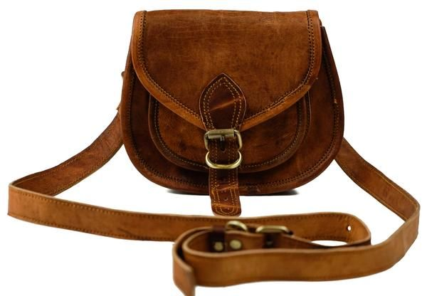 Vintage Retro Ladies Cross Body Bag