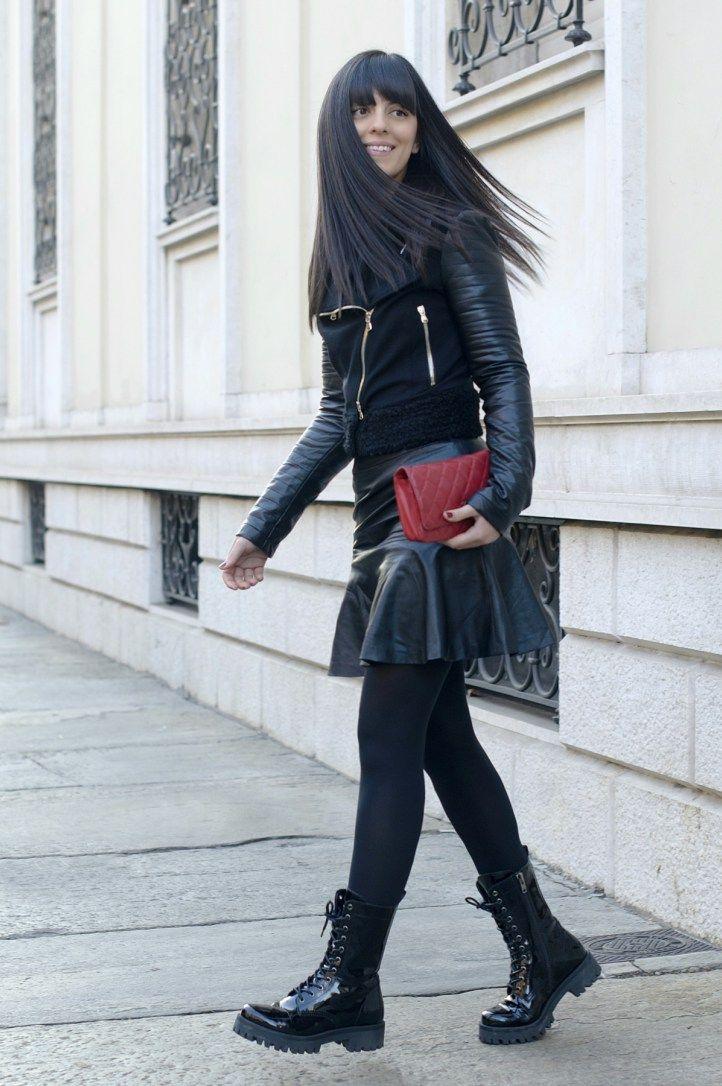Come abbinare la gonna lunga - PourFemme: magazine di moda ...