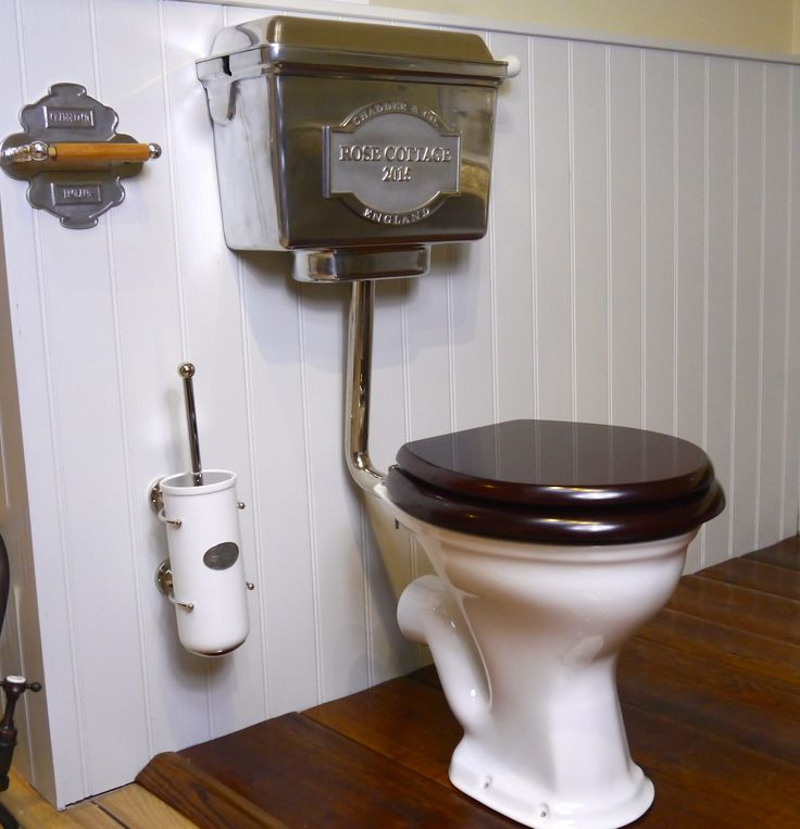 Chadder Blenhiem Toilet Cistern, High/Low Level. Bespoke you Bathroom with…