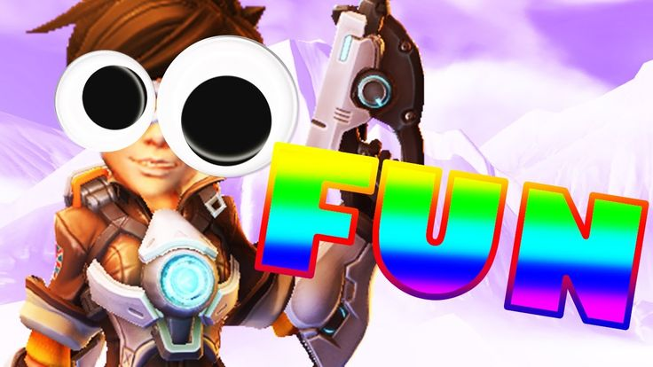Why Overwatch is Fun | FUNNIEST AND CRAZIEST FAILS