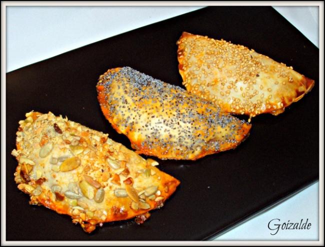 EMPANADILLAS DE ATUN YTOMATE: Empanadillas Atun, Of, Of Tuna, De Goizalde, Recipes, Dumplings, Recetas Thermomix
