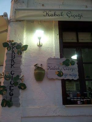 Kabak Cicegi restaurant