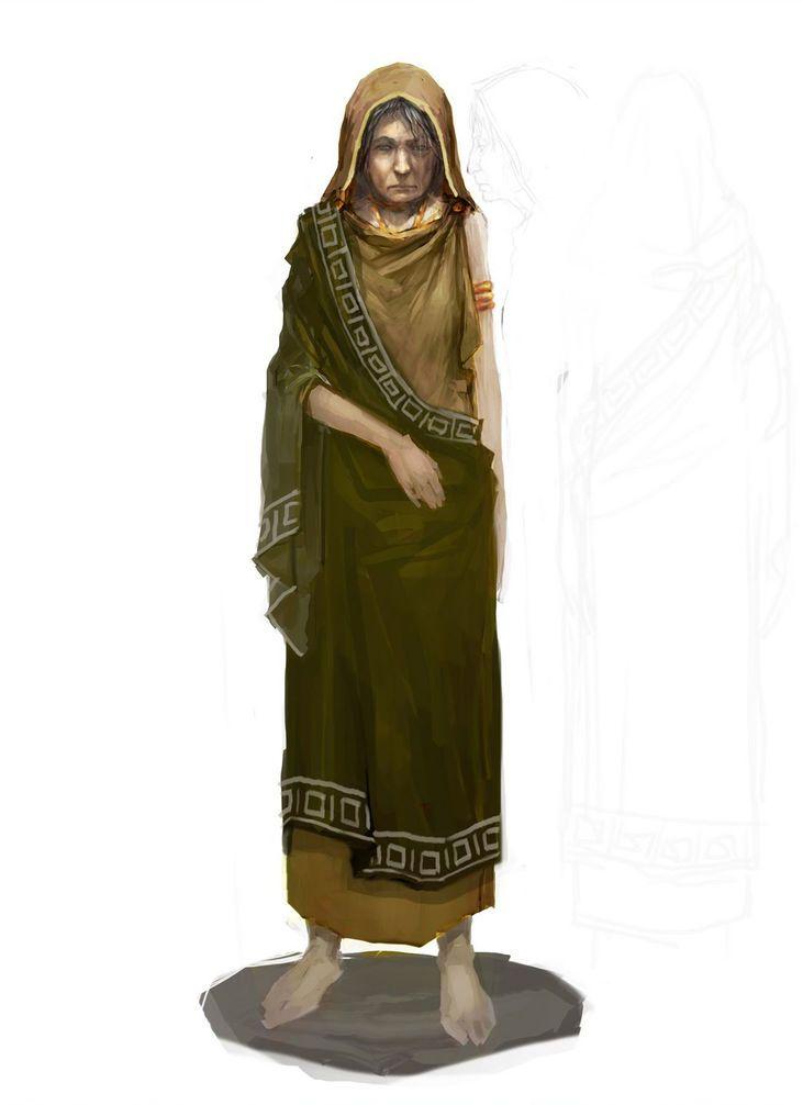 Calisto es la madre espartana de Kratos y de Deimos, y una de las muchas amantes del dios Zeus...