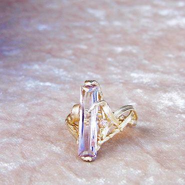 #cristinazazo #ring #amethyst #holidaygift
