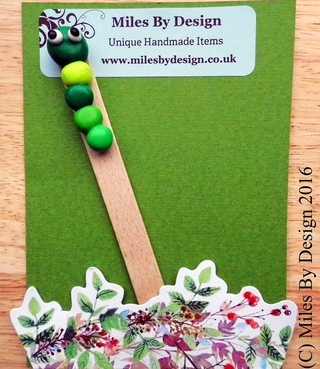 Bookworm Bookmark £5.95