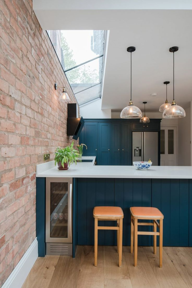 Local studio Intervention Architecture was asked to update the house in the suburb of Moseley to provide the singer's family with an open-plan living, kitchen and dining room in an extension that references the heritage of the original property.