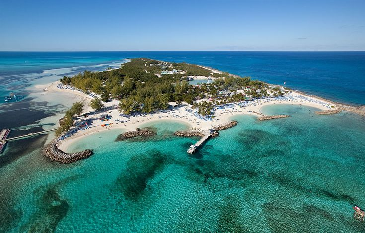 CocoCay - Royal Caribbean's private island beach destination