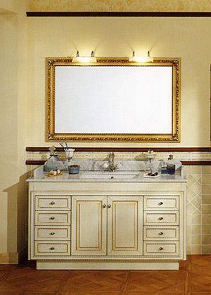 Мебель для ванной комнаты в ретро стиле  Современное искусство оформления ванных комнат учитывает использование стилей, среди которых применяется стиль ретро, позволяющий проникнуться духом прошлого. Создание ретро-интерьера ванной требует внимательного подхода к выбору каждого элемента, и мебели в данном списке отводится ведущее положение.  Читайте подробнее про #мебель_для_ванной комнаты в ретро стиле в материале…