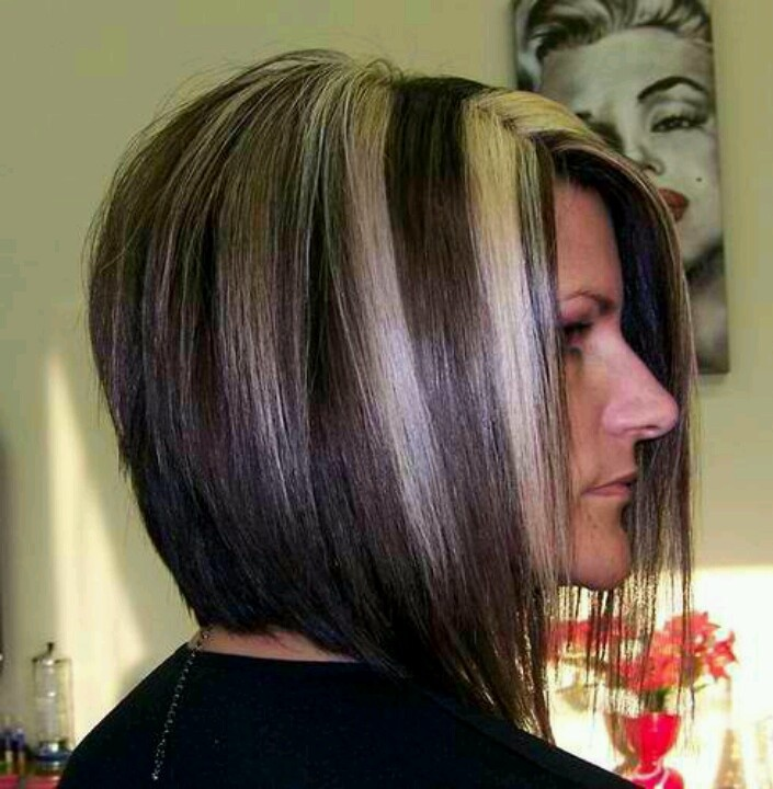 ... | Pinterest | Stacked Bobs, Stacked Bob Haircuts and Bob Haircu