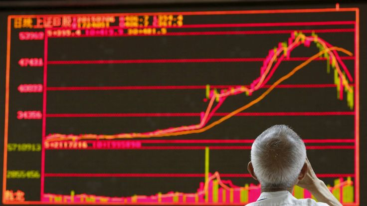 China's market rout is so bad, one in four companies have stopped trading http://qz.com/446405