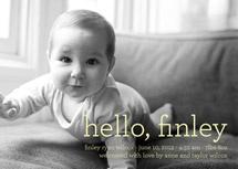 baby announcements idea 1