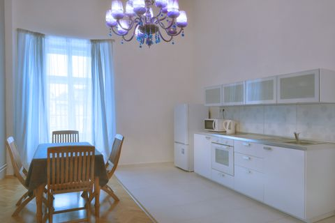 Grand hotel Praha - Royal apartment with balcony on the Old Town Square