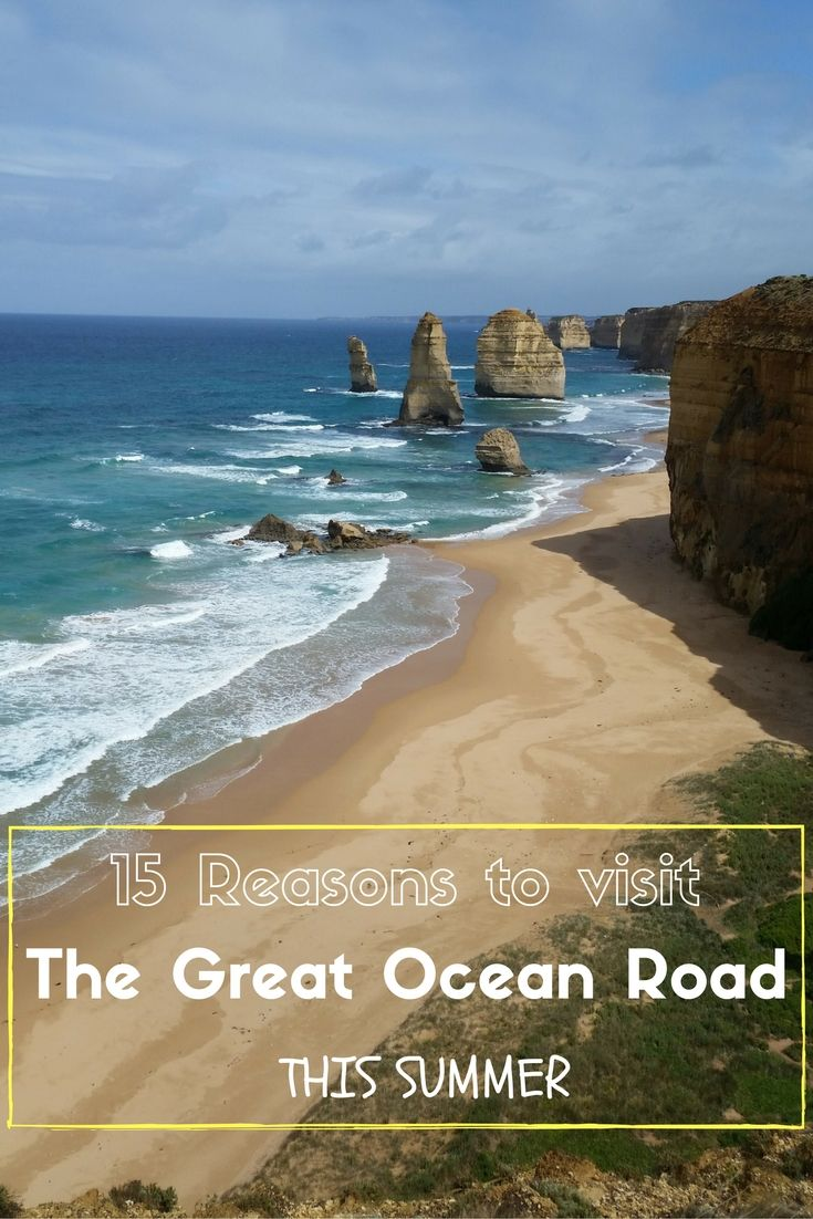 15 Reasons to visit the Great Ocean Road this year!