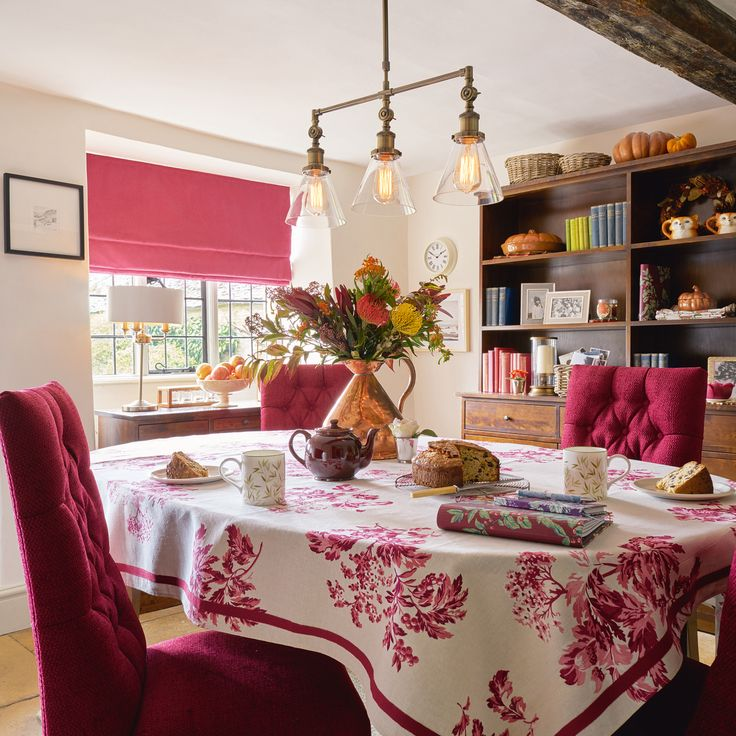 Laura Ashley Cranberry Cottage #LauraAshleyAW17