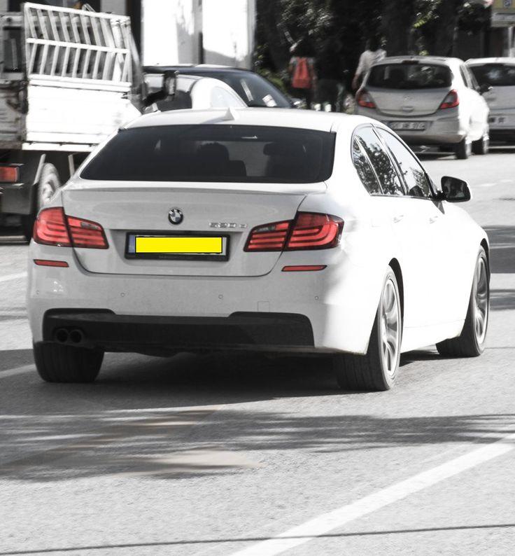 BMW 520d - F10