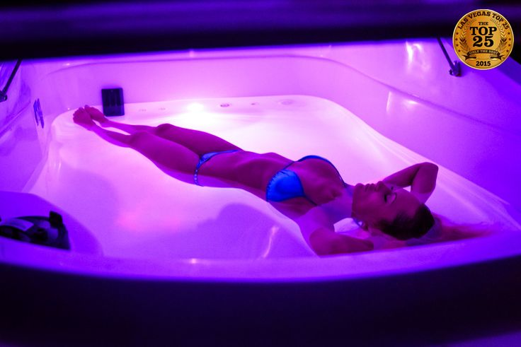 http://www.floatcentersnv.com/  Float in a sensory deprivation tank.