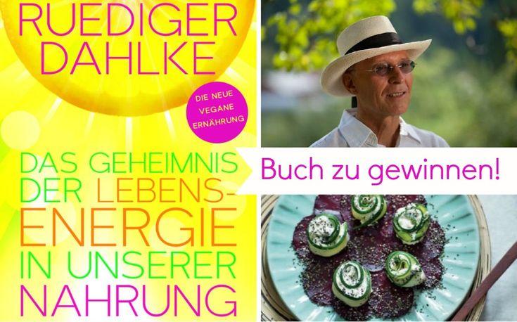 Das Geheimnis der Lebensenergie in unserer Nahrung von Rüdiger Dahlke