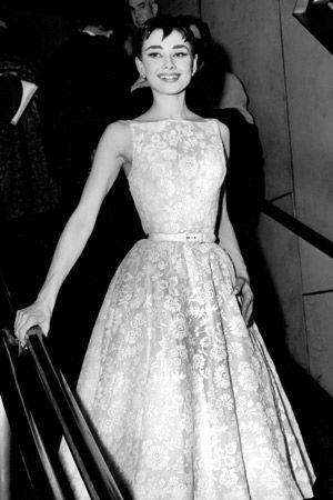 Audrey Hepburn(オードリ・ヘプバーン)主演女優賞 : ローマの休日