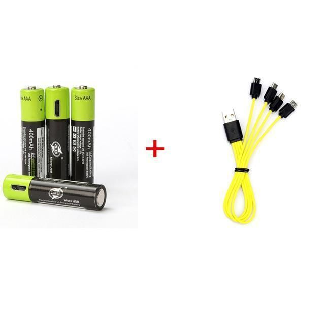 Kid Krazy Usb Usb Rechargeable Rechargeable Batteries