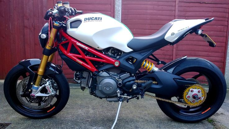 1100S - EVO fork compatibility - Ducati Monster Forums: Ducati Monster Motorcycle Forum