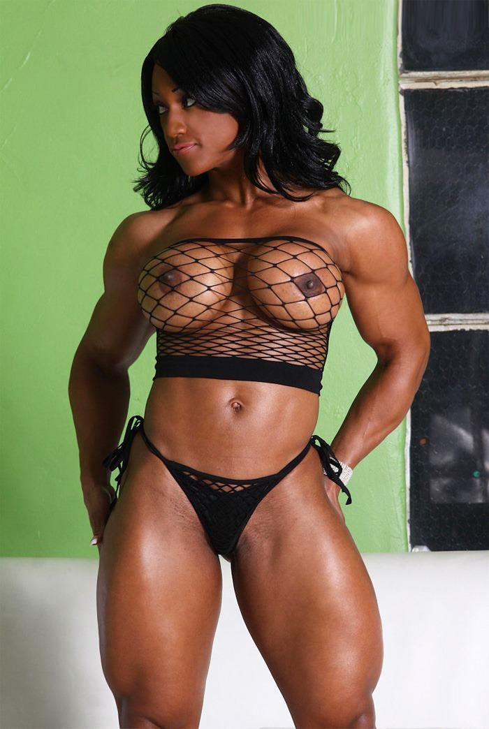 Milf With Big Muscle