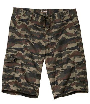Bermuda Camouflage #travel #voyage #atlasformen #formen #discount #shopping #ootd #outfit #formen #hommes #man #homme #men