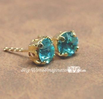 how to make earrings shiny again