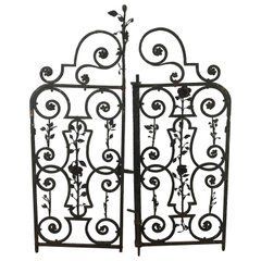 Best 25 Wrought Iron Gates Ideas On Pinterest Wrought