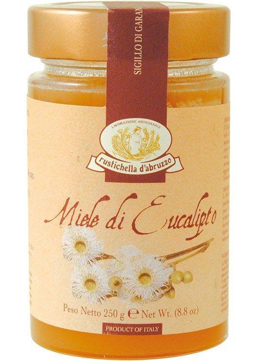 Eucalyptus Honey / Miele di Eucalipto g 250 - 6.80 € inc. VAT / IVA Compresa