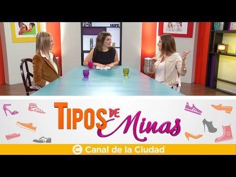 """""""Presentadoras de noticias"""" - Milva Castellini y Daniela Ballester en Tipos de minas - YouTube"""