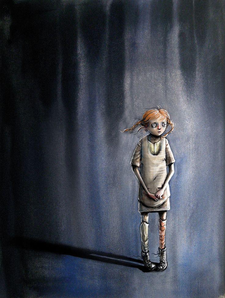 Om ulykkelige barn i DBMagasinet