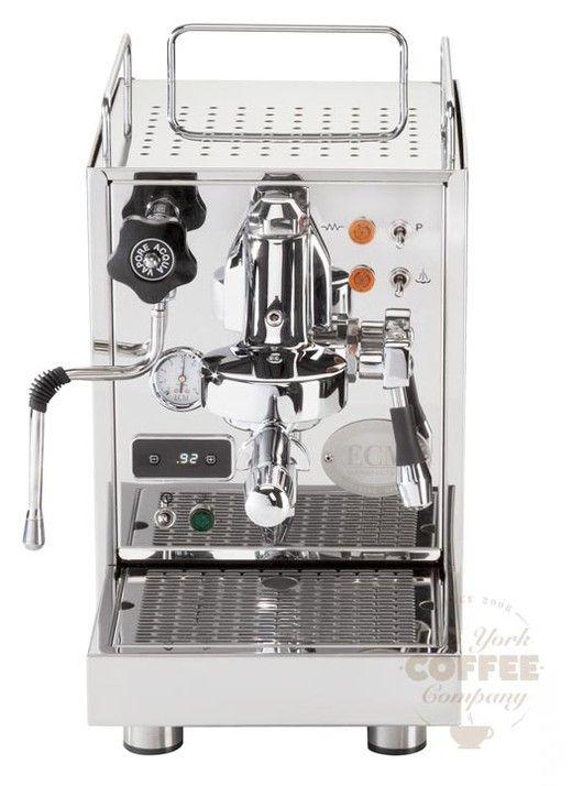 ECM Espresso machine CLASSIKA II PID — Glopal US