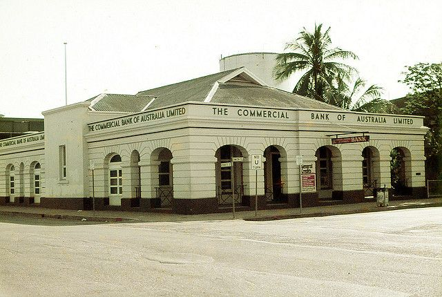 history of commercial bank