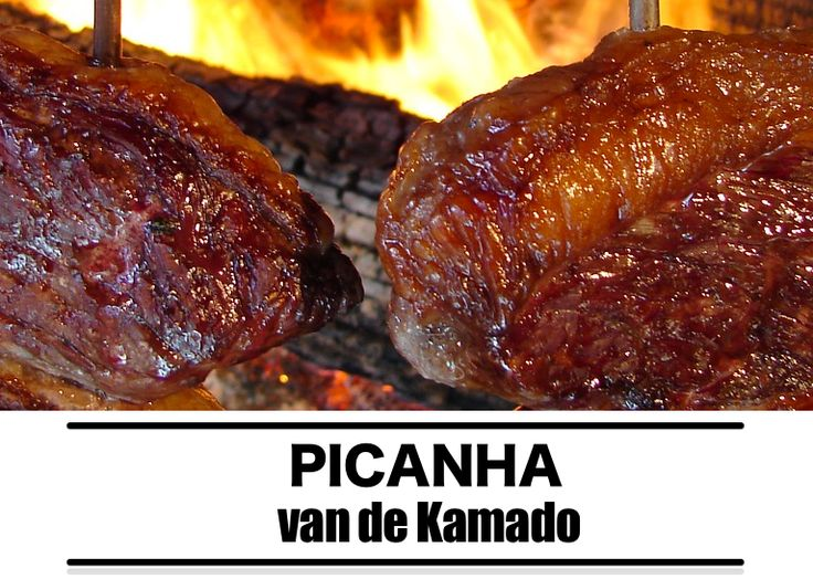 Barbecue recept: picanha van de barbecue
