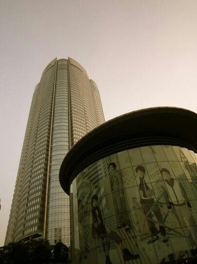 Mori Tower, Roppongi hills