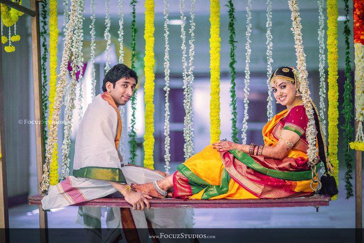 Brahmin Wedding Candid Photography Chennai   Aarthi Vinayak