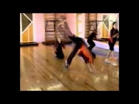 Искусство воинского танца с детьми - YouTube