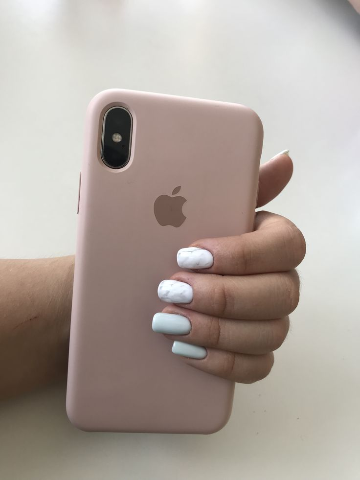#nails #iphone #beauty #marble