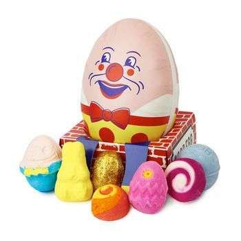 402 best lushie images on pinterest lush cosmetics lush good egg wrapped gift this limited edition easter gift is everything its cracked up to negle Images