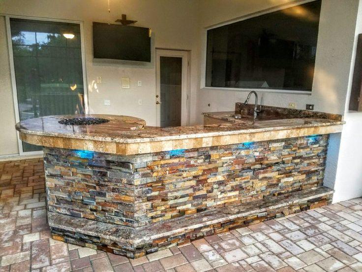Kreative Outdoor-Küchen Tarpon Springs