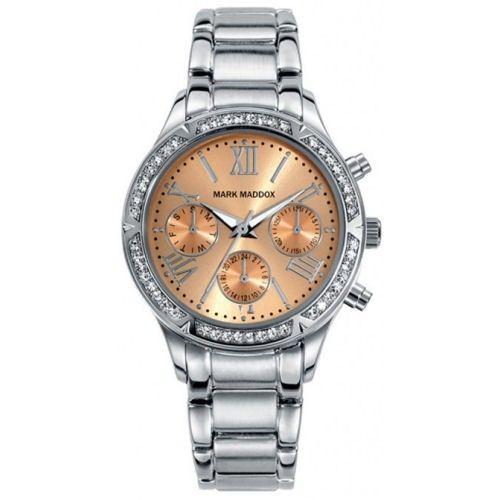 Reloj Mark Maddox MM7001-73 Trendy silver http://relojdemarca.com/producto/reloj-mark-maddox-mm7001-73-trendy-silver/