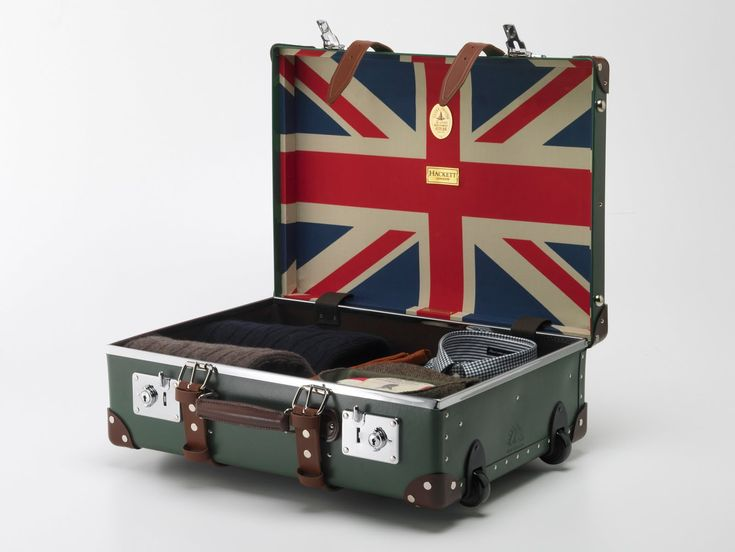 Jeremy Hackett - The Mr Classic Blog: Designer Luggage: The Case for Globe-Trotter