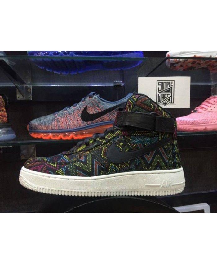 tout neuf f2eea 35f98 Nike Air Force 1 High (Haute)