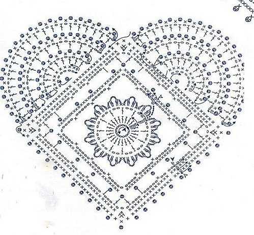 ,: Hook, Heart, Crochet Hearts, Heart Crochet, Red Heart, Crochet Patterns, Crochet