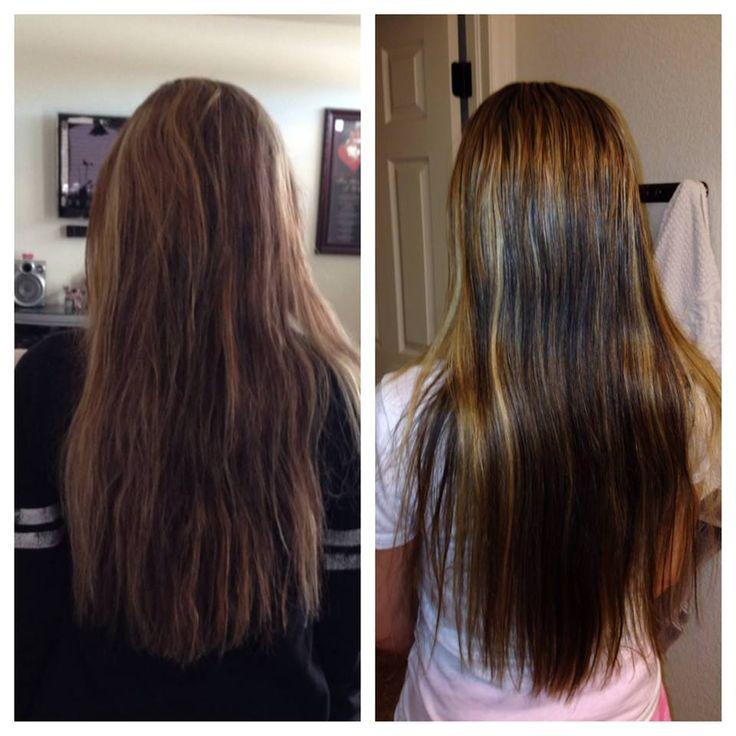 how to make ur hair grow longer in a week